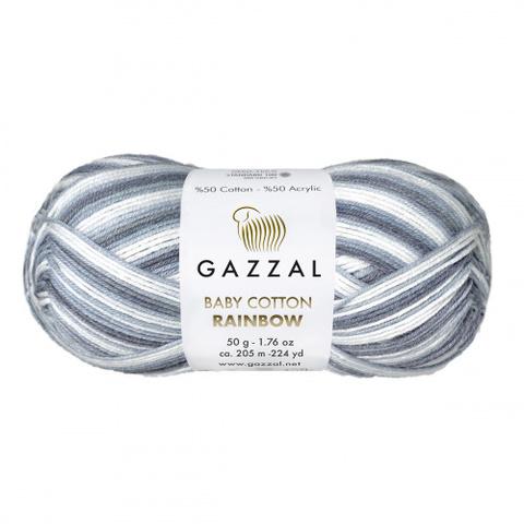 Baby Cotton Rainbow (Gazzal)