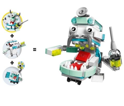 LEGO Mixels: Сургео 41569 — Surgeo — Лего Миксели