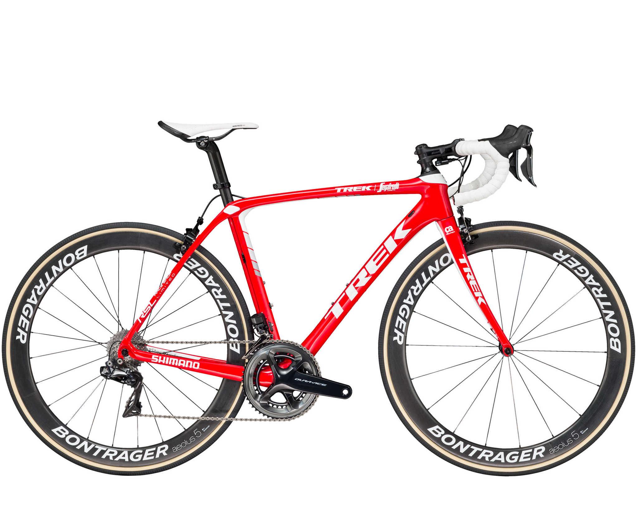 Trek Domane SLR 10 Race Shop Limited (2017)