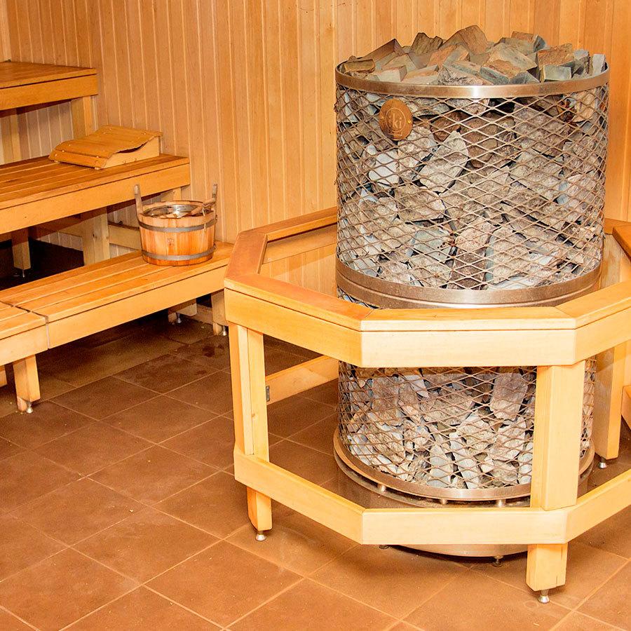 Печь для сауны IKI Pillar, фото 25