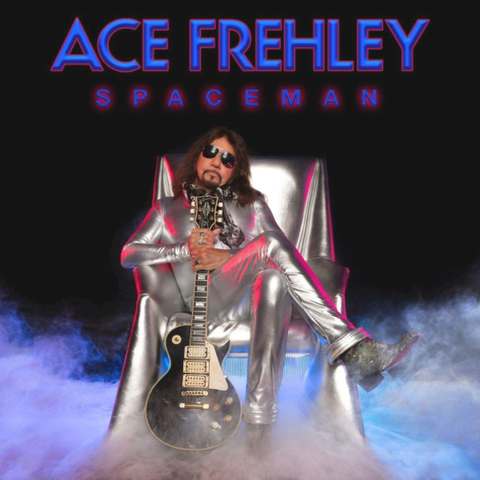 Ace Frehley ‎/ Spaceman (CD)