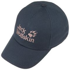 Кепка Jack Wolfskin Baseball Cap night blue (56-61см) - 2