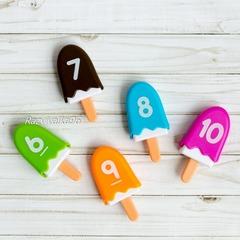 Развивающая игрушка Полезное мороженое