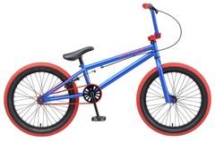 Велосипед BMX TechTeam Mack (2020) Синий
