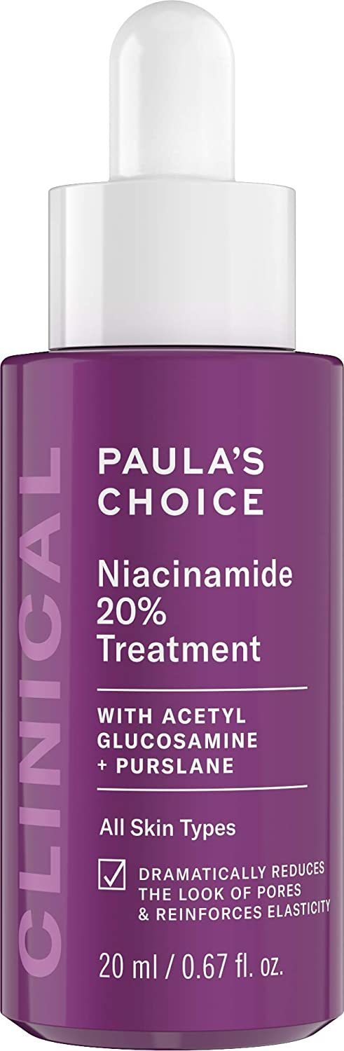 PAULA'S CHOICE Clinical Niacinamide 20% Treatment/ Сыворотка с ниацинамидом 20%