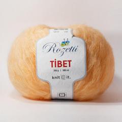 Tibet (67% Акрил 14% Шерсть 10% Полиэстр 9% Мохер, 200 гр/600 м)