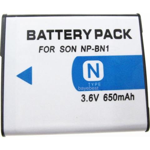 Аккумулятор NP-BN1 батарея для камер Sony