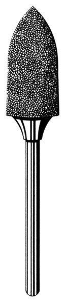 Лабораторные алмазные инструменты «SS WHITE» серия LAB 78/4090 Группа II. Средняя крошка.