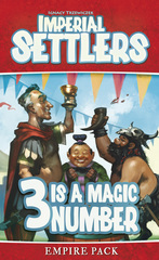 Imperial Settlers: 3 is a Magic Number (Expansion)
