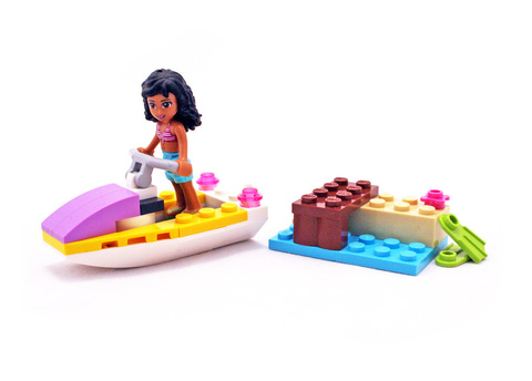 LEGO Friends: Водный мотоцикл Эммы 41000 — Water Scooter Fun — Лего Друзья Продружки Френдз
