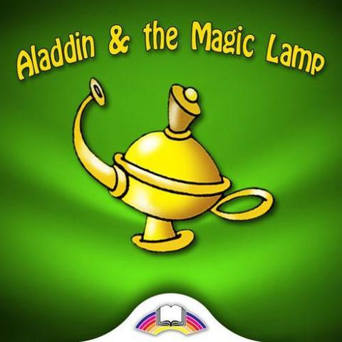 Aladdin & the Magic Lamp. AUDIO CD