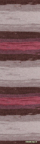 Пряжа Lanagold BATIK Alize 4849, фото