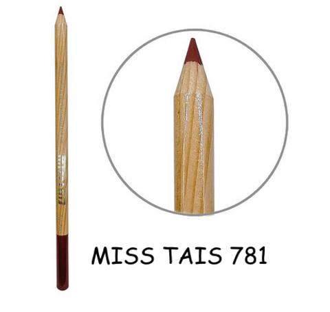 Карандаш для губ Miss Tais 781