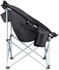 Кресло кемпинговое Kingcamp 3989 Deluxe Moon Chair (86х69х40/80см) сталь - 2