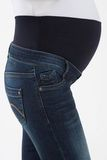 Джинсы для беременных 03984 синий