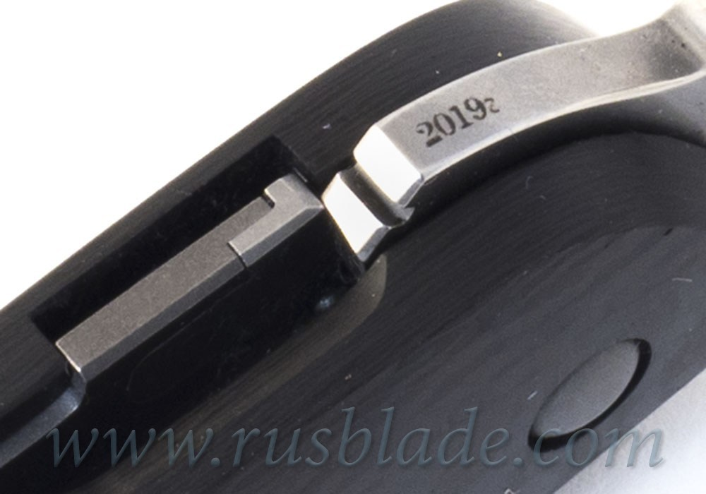 Cheburkov Cobra 2019 m390 new knife - фотография