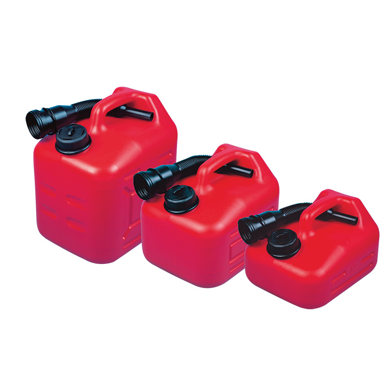 JERRYCAN Fuel Portable Tanks with Spout