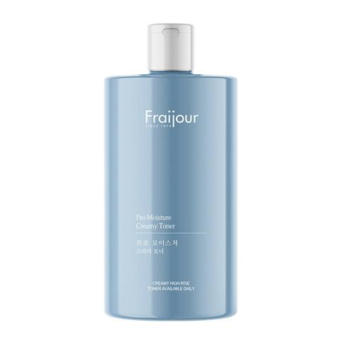 Тонер для лица УВЛАЖНЕНИЕ Fraijour Pro-moisture creamy toner, 500 мл