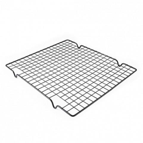 Решетка для глазирования прямоугольная, 27*25см