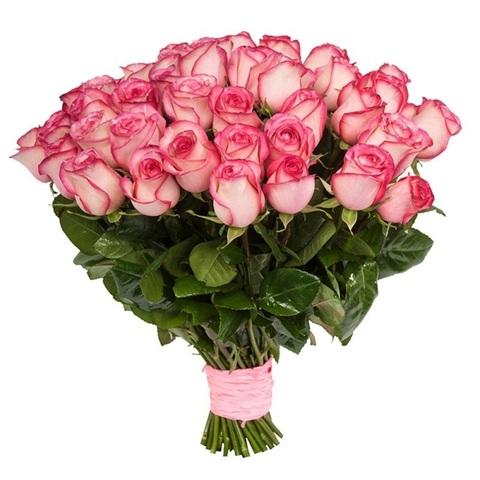 Букет из 45 роз Джумилия (местные)