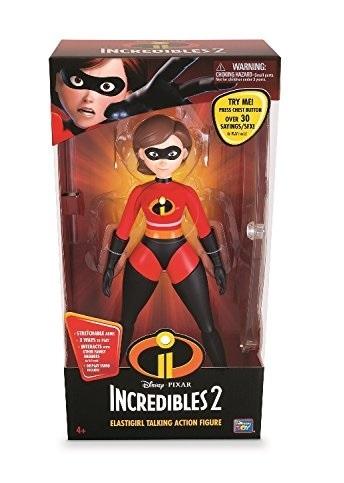 Суперсемейка 2 игрушки интерактивные
