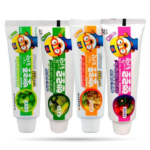 Pororo Toothpaste For Kids Зубная паста для детей