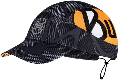 Спортивная кепка для бега Buff Pack Run Cap Ape-X Black фото 1