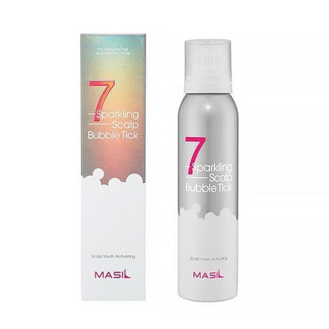 MASIL Пилинг для кожи головы Masil 7 Sparkling Scalp Bubble Tick 150мл