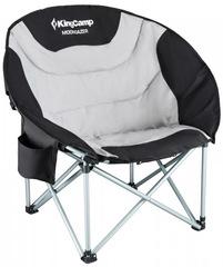 Кресло кемпинговое Kingcamp 3989 Deluxe Moon Chair (86х69х40/80см) сталь