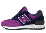 Кроссовки Женские New Balance 670 Navy Lilac