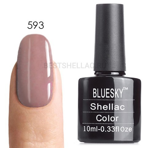 Bluesky Shellac 40501/80501 Гель-лак Bluesky № 40593/80593 Fragrant Freesia, 10 мл 593.jpg