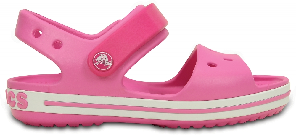 Cандалии детские Crocs Crocband Sandal Kids Party Pink