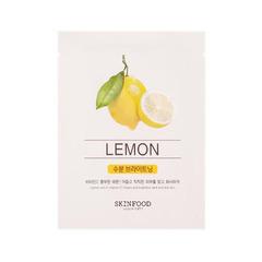 Маска SKINFOOD Beauty In a Food Mask Lemon 1шт.
