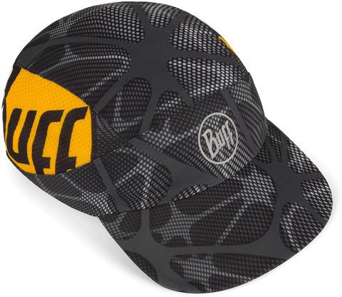 Спортивная кепка для бега Buff Pack Run Cap Ape-X Black фото 2