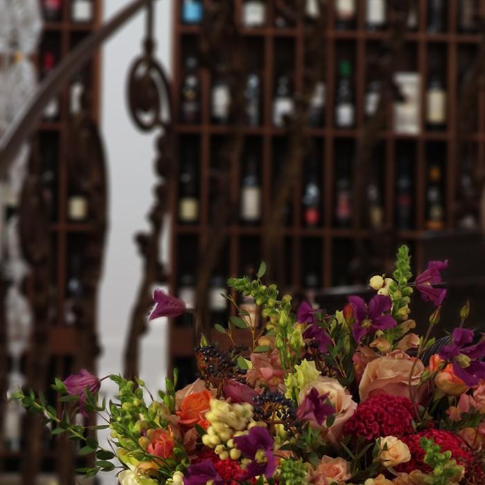 ресторан La bottega доставка цветов Пермь