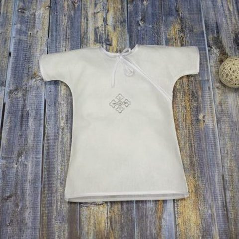 Крестильная рубашка