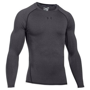 Компрессионная рубашка Under Armour HeatGear Armour Ls (1257471-090)