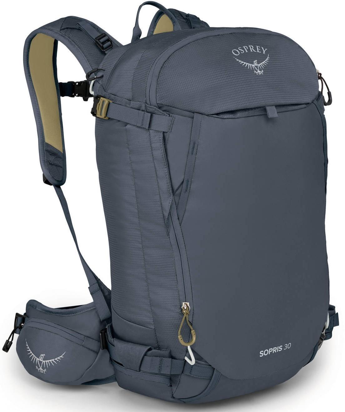 Рюкзаки для сноуборда Рюкзак Osprey Sopris 30 Tungsten Grey Sopris_30_F20_Side_Tungsten_Grey_web.jpg