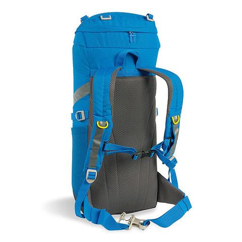 Картинка рюкзак туристический Tatonka Mani Bright Blue - 2