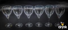 Набор из 6 бокалов для вина «Fiona» хр Bohemia Jihlava, фото 2