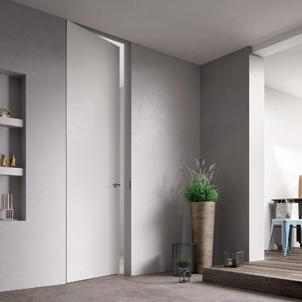Межкомнатные двери Межкомнатная скрытая дверь под окраску Profil Doors 0Z Invisible Revers с алюминиевой кромкой с внутренним открыванием skritaya-dver-invisible-revers-dvertsov.jpg