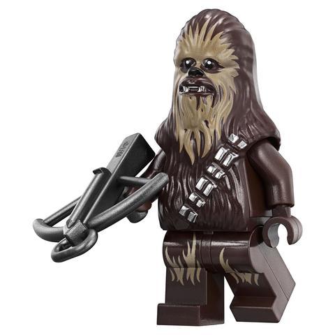 LEGO Star Wars: Сокол Тысячелетия (микрофайтер) 75193 — Millennium Falcon Microfighter — Лего Звездные войны Стар Ворз