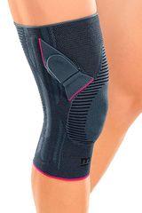 Бандаж коленный Genumedi PT с рельефными силиконовыми вставками