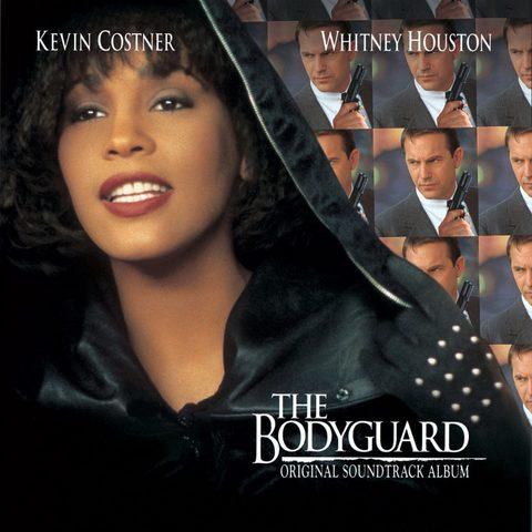 Виниловая пластинка. The Bodyguard: Original Soundtrack Album