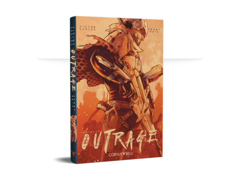 Infinity: Outrage Limited Edition (ENG)