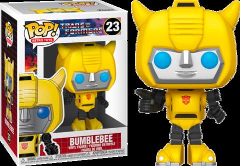 Фигурка Funko Pop! Retro Toys: Transformers - Bumblebee