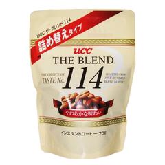 Гранулированный натуральный кофе UCC Коллекция 114 мягкая упаковка 70 гр