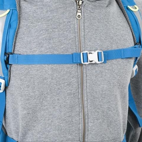 Картинка рюкзак туристический Tatonka Mani Bright Blue - 3