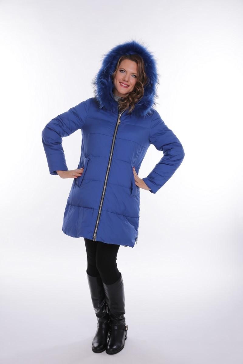 Куртка для беременных 09094 ярко-синий