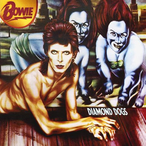 David Bowie / Diamond Dogs (CD)